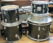 Drum Set in Angels in the Attic Store