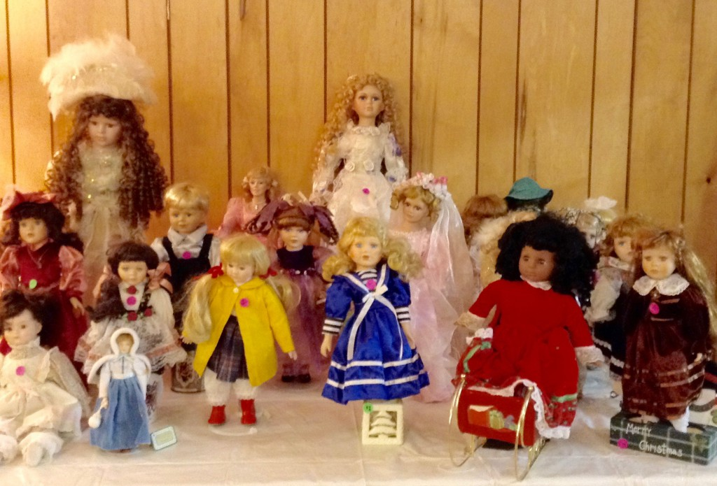 China Dolls for the deserving child, or perhaps a collectors item for an adult