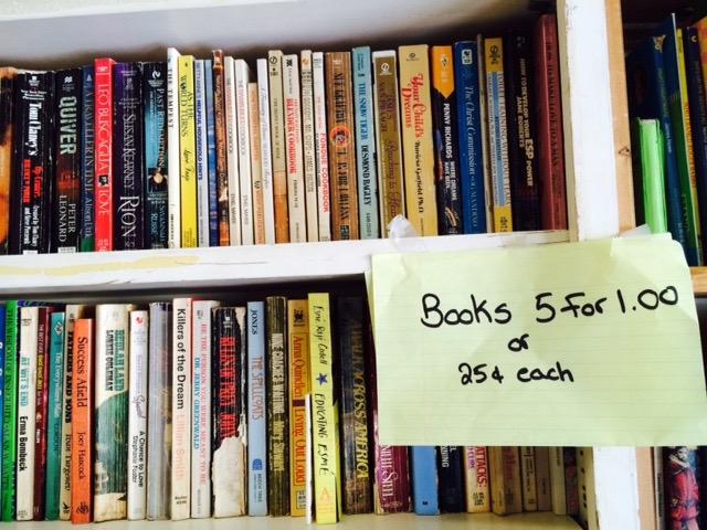 Books - 1
