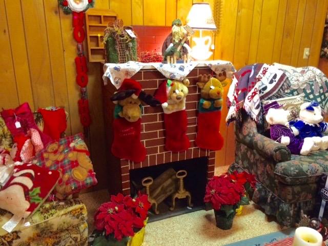 Christmas Store  - 1