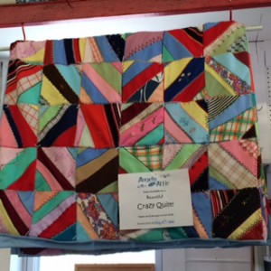 Quilt Raffle in the Attic